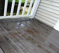 residential power washing after pic 1
